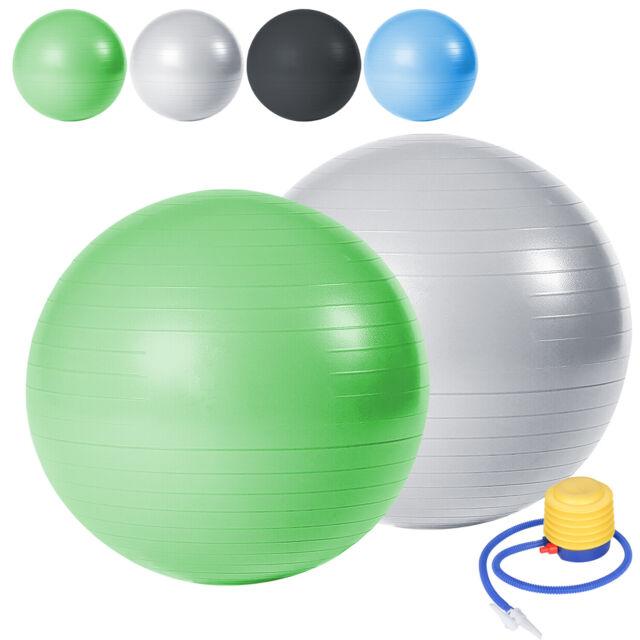 Pumpe Massageball Ø 65 Noppen-Ball Gymnastikball Fitnessball Sitzball