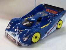 1/8 DP01 Speed run RC Car Body GT Ofna Hyper GTP2E Traxxas Rally 0151/2