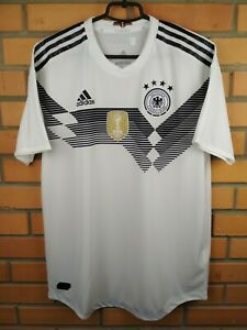 Germany Player Issue Jersey 2018 2019 Climachill L Shirt BR7313 Football Adidas