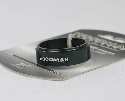 WOODMAN DEATH GRIP SL TI seatpost clamp Titanium bolt 34.9MM 10g