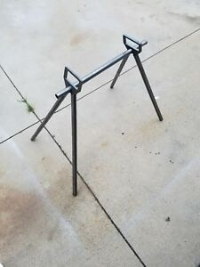 Shooting Target Stands >> Details About Steel Pipe Shooting Target Stand With 1 4 Ar500 Pipe 2x4 Holders
