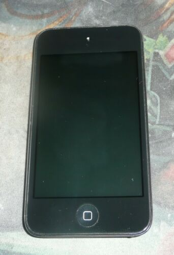 Apple iPod Touch 4th Generation A1367 8GB black ipod4 WIFI VIDEO ...