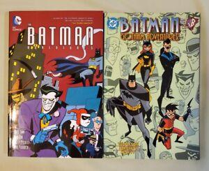 Batman TAS Adventures vol 3 lot Gotham TPB TP Trade paperback DC Comics kids WB