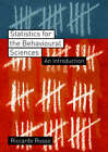 Statistics for the Behavioural Sciences: An Introduction by Riccardo Russo (Paperback, 2003)