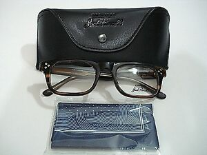 Converse-Jack-Purcell-P004UF-Brown-Horn-Eyeglasses-Rx-Able-Frame