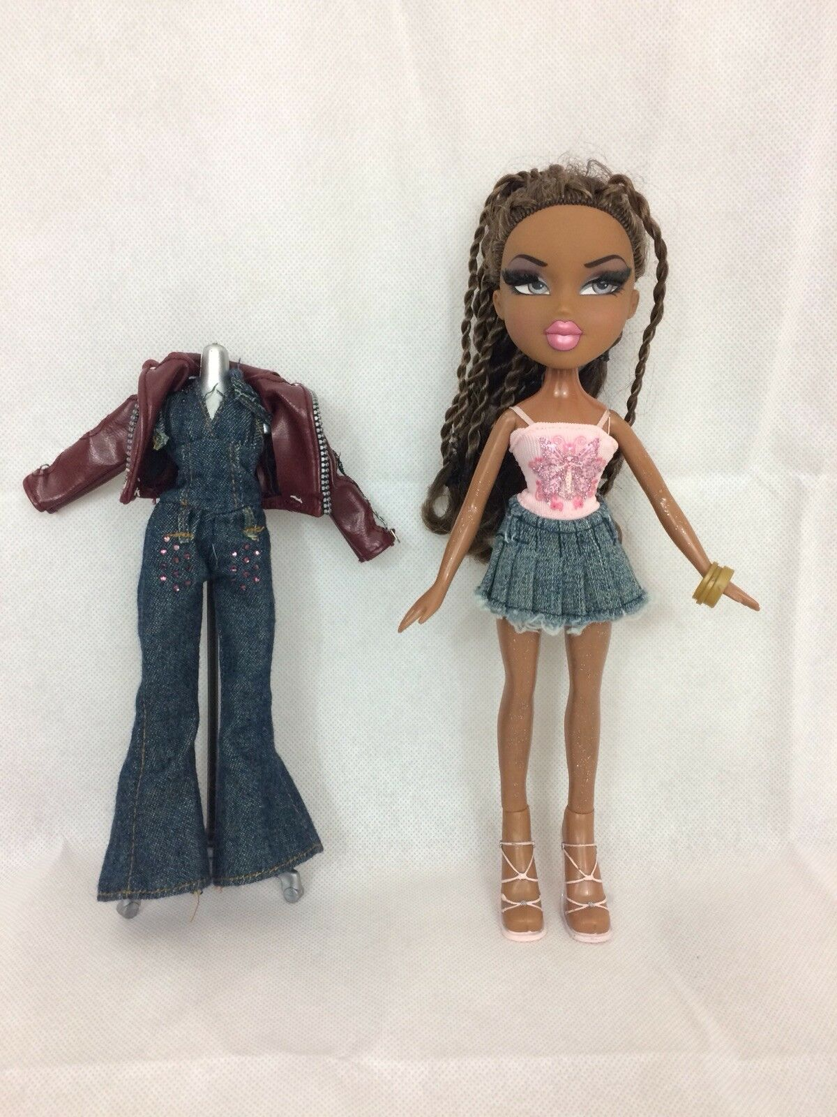 Bratz Doll Girlz Girls Night Nite Out Sasha Doll