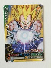 Data carddass dbkaï dragon battlers part 3-b142-3