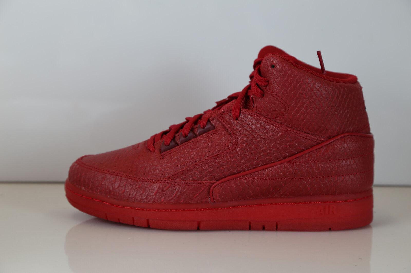 Nike Air Python Premium PRM Gym Red 705066-600 8-10 supreme 1