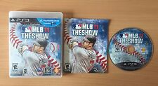 MLB 11 The Show Baseball -- Playstation 3 PS3 -- Complete -- Fast Post