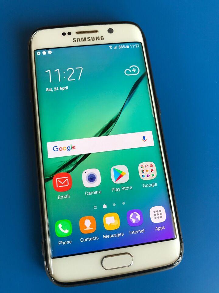 Samsung Galaxy S6 edge, 32 GB , Perfekt