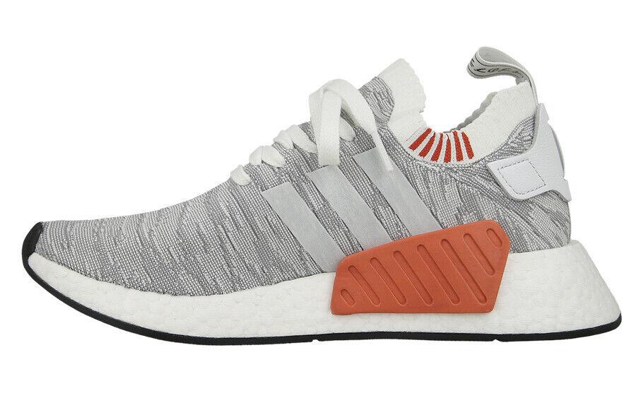 Adidas Nmd_R2 Packung   Primeknit   BY9410 Herren Größe 8.0 & 8.5 Neu Future