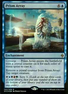 1x Foil NM Abrupt Decay English MTG Return to Ravnica