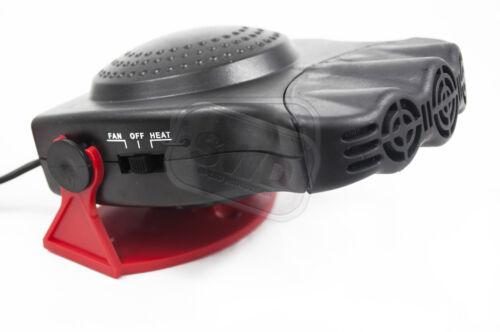 12v car heating cooler demister defroster windscreen screen dash THE BEST HEATER