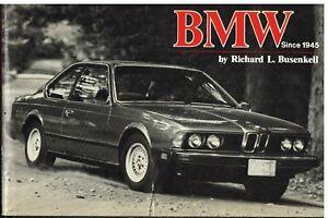 BMW-ISETTA-700-1602-2002-3-0-CSI-3-SERIES-E21-5-SERIES-E12-M1-MODEL-HISTORY-BOOK