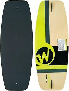 WAKETEC-Wakeskate-Woody-41-039-039-bis-70-kg-Wake-Board-Wake-Skating-Wassersport-gruen
