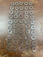 50x 2 38 Pointed Tip Cutter For Scarifier Concrete Grinder 18 Point Edco Cpm