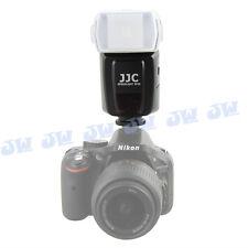 JJC External Flash Speedlite & Diffuser for Canon Nikon Fujifilm Olympus Camera