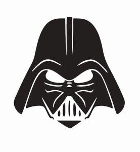 Dark-Vador-Star-Wars-Vinyle-decoupees-Voiture-Decalque-Autocollant-LIVRAISON-GRATUITE