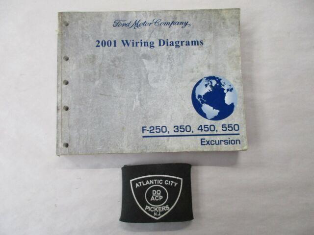 Diagram  2002 Ford Excursion Super Duty