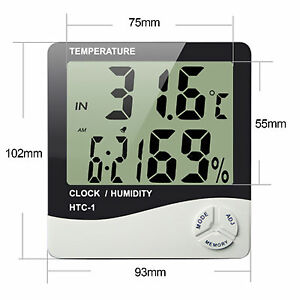 Digital-LCD-Humidity-Hygrometer-Temperature-Thermometer-Indoor-and-Outdoor-New