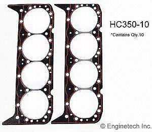 Enginetech HC350-10 Engine Cylinder Head Gasket