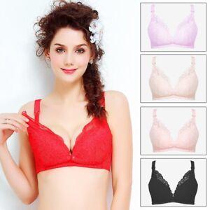 Maternity-Bra-Postpartum-Nursing-Bras-Breastfeeding-Brassiere-Underwear-4-Hooks