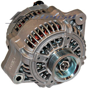 100/% NEW ALTERNATOR FOR JAGUAR X TYPE GENERATOR HD W// MANUAL TRANSMISSION 120Amp