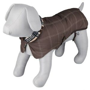 NEW-Aquila-Brown-Winter-Dog-Coat-All-Sizes-Small-To-Large