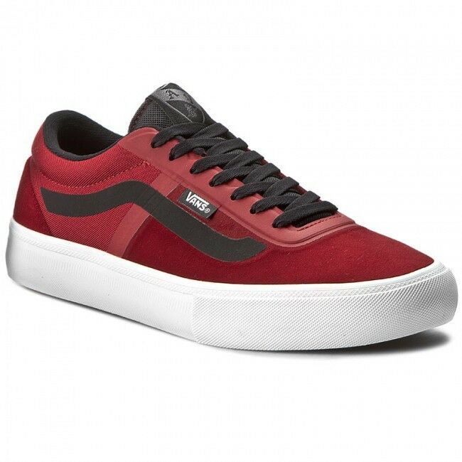 Vans AV Rapidweld Pro 8.5 Awesome Thrasher SOTY Red Dahlia White AVE FA