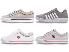 K Swiss Mens Classic Retro Fashion Sneakers Trainers From Only £21.99 FREE P&P