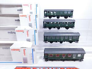 CQ700-1-4x-Maerklin-H0-AC-Personenwagen-etc-DB-NEM-KK-4317-4318-4319-TOP-OVP