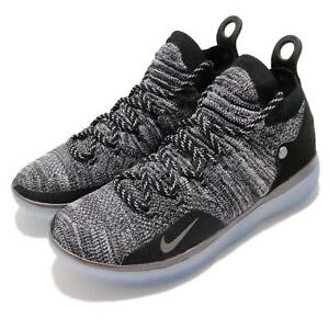 new product 57c74 c3805 Image is loading Nike-Zoom-KD-11-EP-Still-KD-Black-