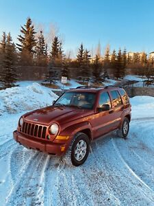 MINT 2007 Jeep Liberty Trial Edition  - Fully Loaded 4x4