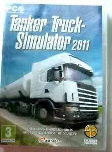 68185-Tanker Truck Simulator 2011 [NEU/versiegelt] - PC (2010) Windows XP