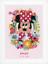 Disney Minnie Mouse /'shushing/' puntada cruzada contada Kit