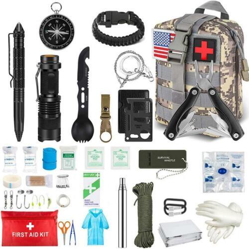 First Aid Kit Ifak Outdoors Survival Kit