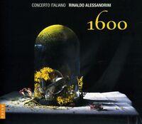 Rinaldo Alessandrini - 1600 [new Cd] on Sale