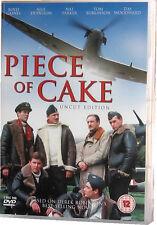 Piece Of Cake - World War 2 Spitfire Aircraft Flying War Drama 2 DVD New Sealed