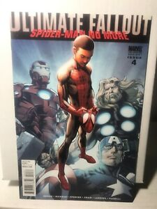 Ultimate-Fallout-4-2nd-Print-Variant-1st-App-Miles-Morales-Spider-Man-Marvel