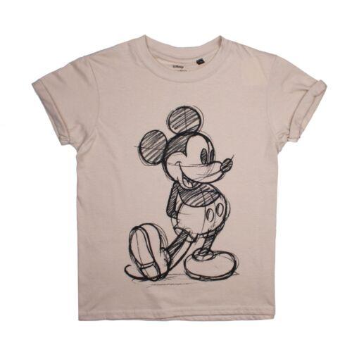 Arena Disney-Mickey Boceto-Girls-T-Shirt