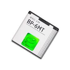Batteria Originale BP-6MT per Nokia E51 6720 Classic N81 N82 da 1050mA