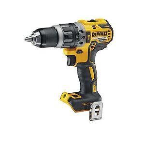 DeWalt-XR-HAMMER-DRILL-18v-Brushless-Compact-2-Speed-Bare-DCD796N-XE-USA-Brand