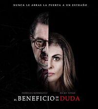 EL BENEFICIO DE LA  DUDA ORIGINAL DVD CINE PERU PELICULA PERUANA NUEVA SELLADA