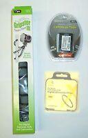 Battery + Uv Filter + Tripod For Sony Dcr-sr58, Dcr-sr68, Dcr-sr78, Dcr-sr88,