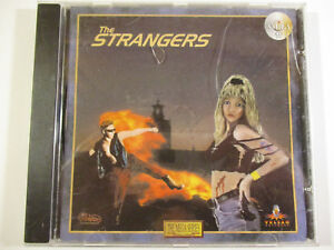 Commodore Amiga THE STRANGERS CD Game by Vulcan!!