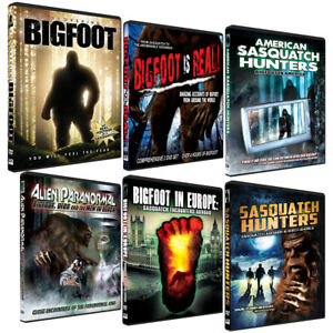 Discovering-Bigfoot-Sasquatch-DVD-Gift-Set-w-REAL-FOOTAGE-of-the-Creature-WOW