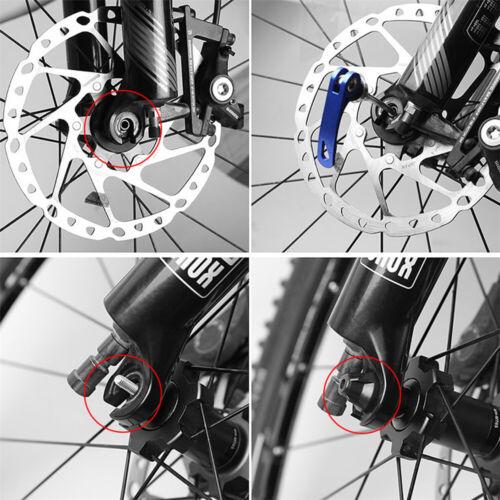 1 Pair Bicycle Front Rear Quick Release Skewer For MTB Road Bike Wheel Skewers
