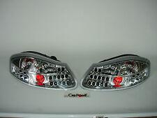 LED Rückleuchten Heckleuchten Set Porsche Boxster 986 96-04 chrom klar