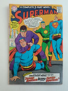 Superman-200-FN-1967-3-part-novel