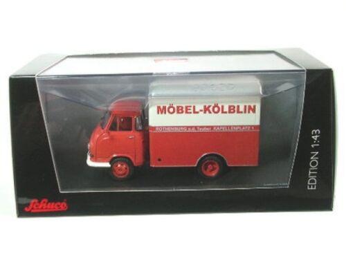 Hanomag Courier Kasten-Möbel Kölblin